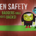 Badger Halloween Safety 101