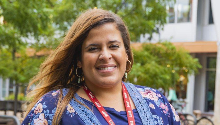 image of Mary eldridge a bilingual social worker