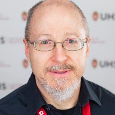 Portrait of Paul Schwartz