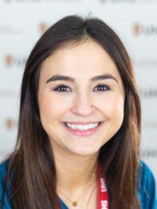 Portrait of Hannah Mourey