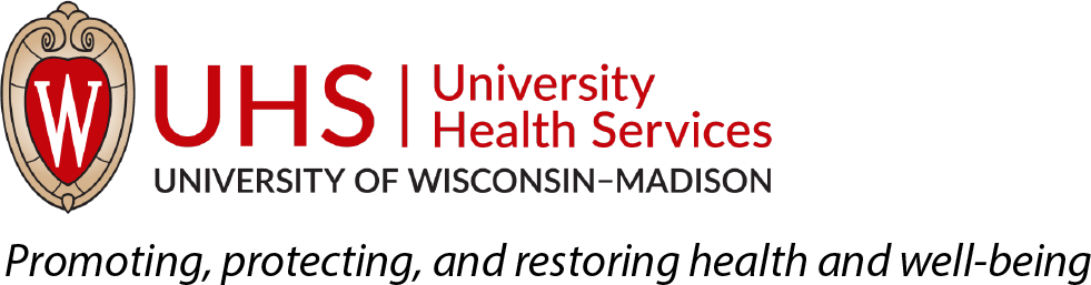 University Health Services. University of Wisconsin–Madison. Promoting, protecting, and restoring health and well-being.