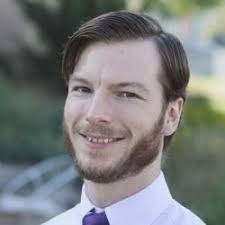 Dr. Collin Pitts pictured outside