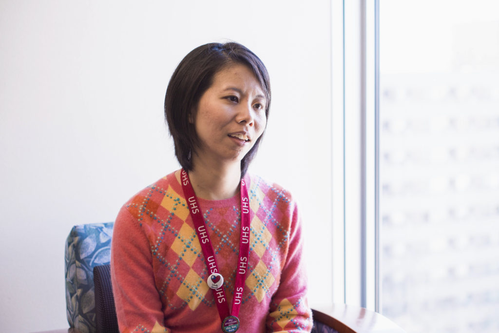 Mental health provider Wei-Chiao Hsu