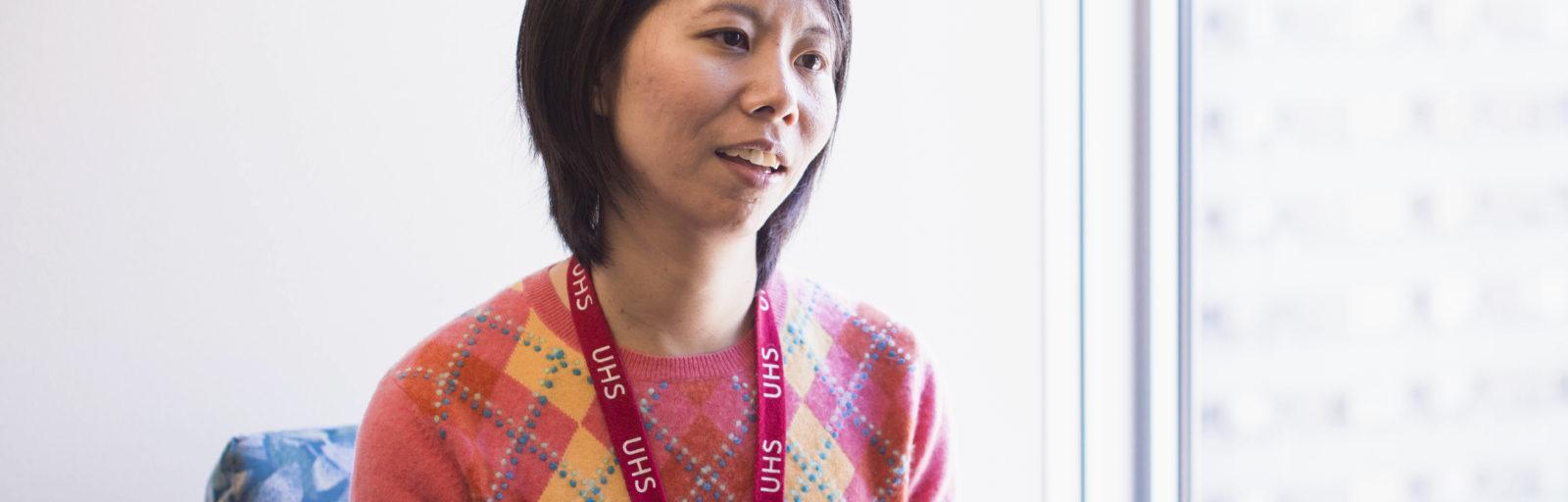 UHS Welcomes Mandarin-Speaking Counselor 徐薇喬
