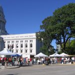 Exploring the Dane County Farmers' Market