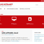 New UHS intranet coming in 2018