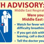 MERS: Traveling to and from the Arabian Peninsula